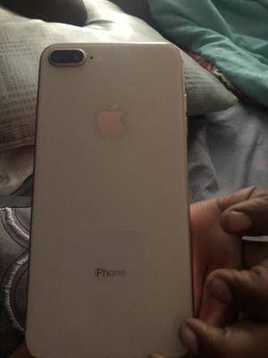 IPhone8 plus for Sale in Fairburn, GA
