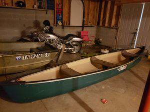 16 ft Pelican Canoe 250.00 obo for Sale in Ashland City, TN