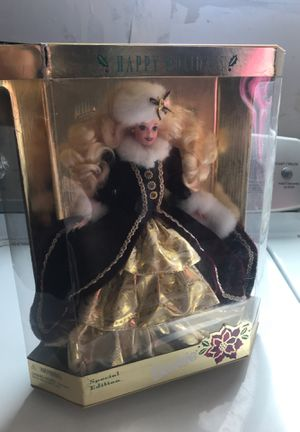 Happy holidays Barbie for Sale in Walnut Creek, CA