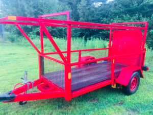 Trailer. Of trade. Enclosed! for Sale in Northbridge, MA