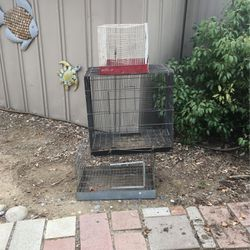 Bird Or Rabbit Cages for Sale in Fresno,  CA