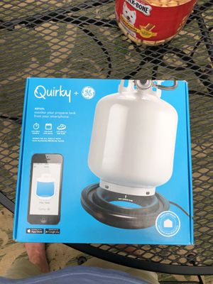 New Propane Tank Monitor for Smartphones for Sale in Cary, NC