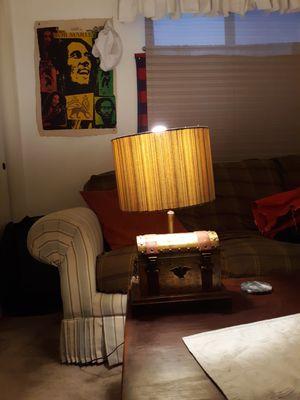 Treasure Chest lamp for Sale in Oro Valley, AZ