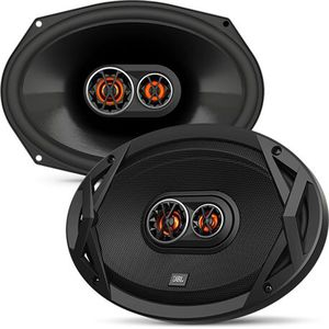"JBL CLUB 6""x9"" 3-Way 160W RMS 480W Peak Power 3-ohms Car Audio Coaxial Speaker for Sale in Los Angeles, CA"