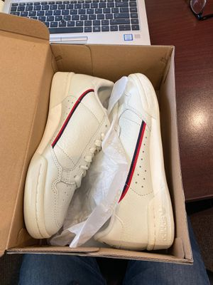 Adidas originals Continental 80s off white size 5.5 MEN for Sale in Winter Park, FL