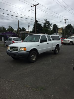 2002 Ford ranger Xcab 4x4 for Sale in Portland, OR