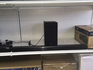 Soundbar Sound - Bar Speaker Wireless Barra de Sonido Bluetooth Parlante Bocina LG 2.1Ch for Sale in Miami, FL
