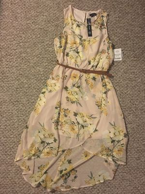 💐 Floral dress (beiges & yellow) for Sale in Tamarac, FL
