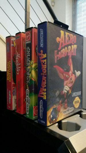 Sega Genesis Games for Sale in San Francisco, CA
