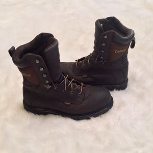 "NEW 8"" Carhartt Boots: Men's Steel Toe Waterproof Work Boots for Sale in Auburn, WA"