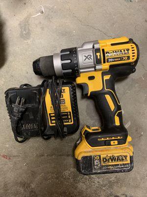 Dewalt. Brushless hammer Drill for Sale in Alexandria, VA