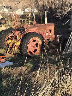 International Farmall MD tractor for Sale in Morgan, UT