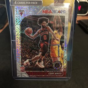 Coby White Rookie Mojo Prizm for Sale in Oviedo, FL