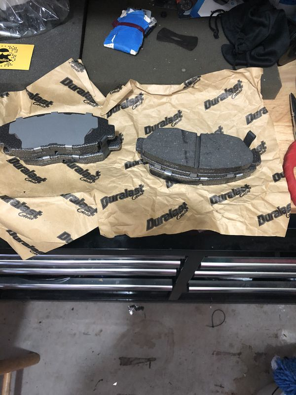 Honda brakes (front)