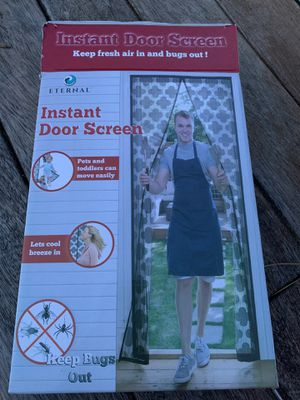 Instant door screen for Sale in Torrance, CA