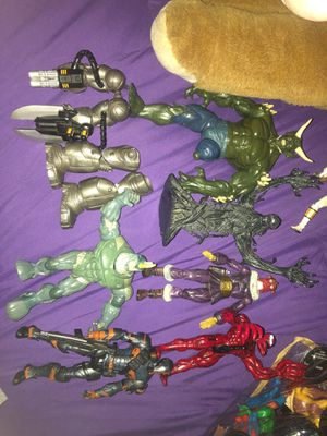 marvel legends action figures for Sale in Bell Gardens, CA