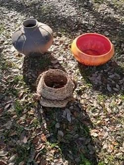 Lot of Vases, Baskets, & Flower Pots for Sale in Bartow,  FL