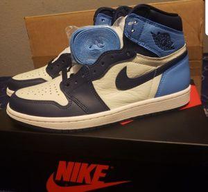 Jordan 1 - Obsedian for Sale in Anaheim, CA