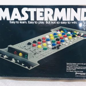2015 Pressman Mastermind game Target Only for Sale in Pawtucket, RI