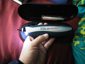 ColdHeat Soldering iron + Electrical Solder for Sale in Port Orchard, WA