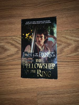 Lord Of The Rings, Part One for Sale in Riverside, CA