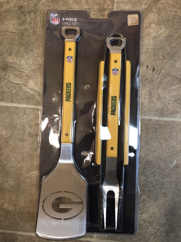 $15 Official NFL Greenbay Packers 3 piece set