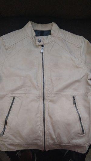 Express leather biker jacket for Sale in Tampa, FL