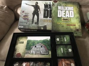 Walking Dead: Best Defense Boardgame for Sale in Swissvale, PA