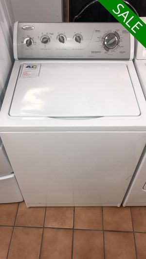 FREE DELIVERY!! Whirlpool CONTACT TODAY! Washer High Efficiency #1489 for Sale in Fort Washington, MD