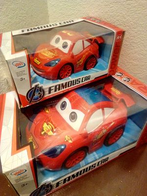 $10 for the small 15 for the large or both for $20 remote control cars brand new Palmdale California for Sale in Palmdale, CA
