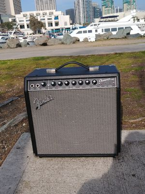"Fender Champion 40 - 40Watts 1X12"" Special Design Speaker, FX...As Good as New! $125Firm for Sale in San Diego, CA"