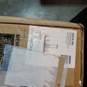 Kohler Polished Nickel 10 Light Cadelibra Ficture for Sale in Fresno, CA