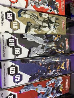Gundam Universe Figures for Sale in Sacramento,  CA