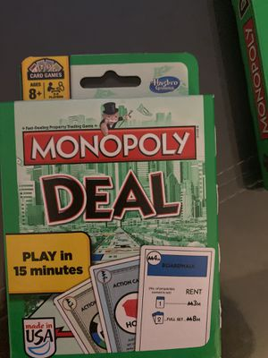 Monopoly deal for Sale in Fontana, CA