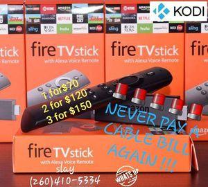Fire TV Stick Sale! for Sale in Atlanta, GA