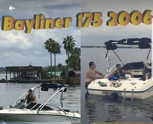 Bayliner 17.5 boat for Sale in Houston, TX