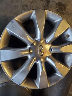 "Set of 4 , 19"" Infinity rims for Sale in Tacoma,  WA"