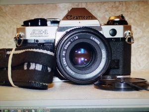 Canon AE1 Film Camera for Sale in Sausalito, CA