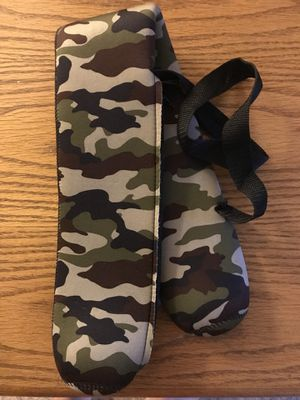 6 can tube cooler (camouflage) for Sale in Yonkers, NY