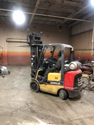 2007 CAT forklift. In a very good condition I'm just moving out of town that's why I am selling it for Sale in Columbus, OH