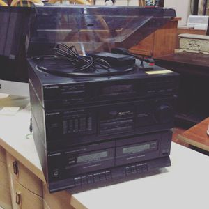 Cassette Record with Amp. Panasonic SG HM-22 for Sale in Bellingham, MA