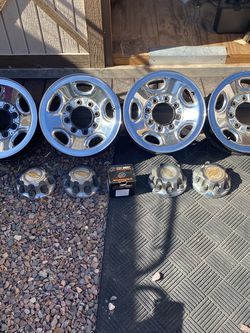 8 Lug Chevy Wheels for Sale in Tonto Basin,  AZ