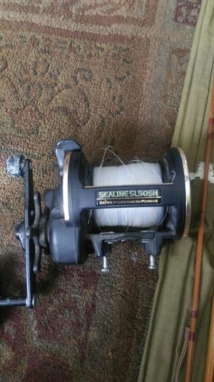 Fishing reel Daiwa in usable condition for Sale in Orange, CA