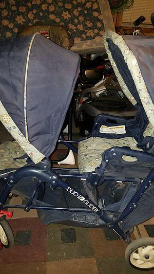 Double stroller for Sale in West Jordan, UT