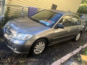 2004 Honda Civic Lx 4dr Automatic 4cyl for Sale in New Haven, CT