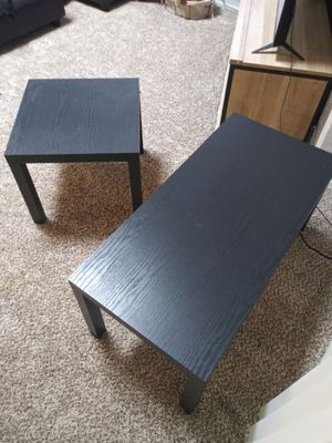 Coffee table and side table for Sale in Federal Way, WA