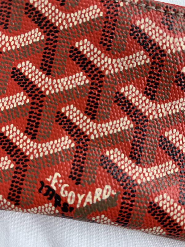 da235fa8bc5 GOYARD coin pouch wallet for Sale in Riverside