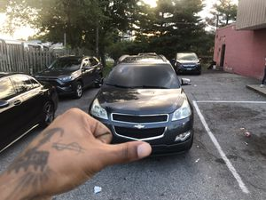 Chevy traverse LT AWD for Sale in Capitol Heights, MD