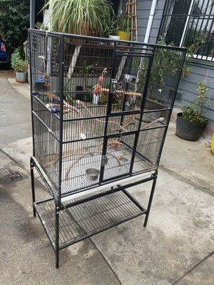 Bird Cage for Sale in San Leandro, CA