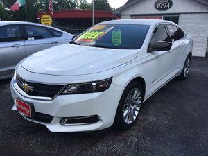2015 Chevy Impala $2,500 de down ! Un solo dueño ! Aceptamos intercambio for Sale in Houston, TX